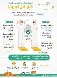 شبدة غدوة خير - طريقة صلاة عيد الأضحى المبارك في ظل تفشي هذا الوباء اللعين  نسأل الله السلامة والصحة للجميع🙏