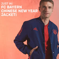 Grab yourself all three and be perfectly outfitted for any game, anywhere. Celebrate Chinese New Year With A New Fc Fc Bayern Munich Facebook