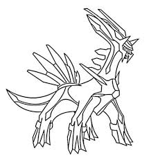Small Picture Dialga coloring page Free Printable Coloring Pages
