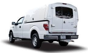 Mercial Work Trucks & Vans Mercial Truck Caps Camper Aluminum Truck ...