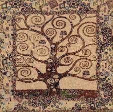 Vendita Arazzo Albero della vita - Gustav Klimt - Arazzi Moderni
