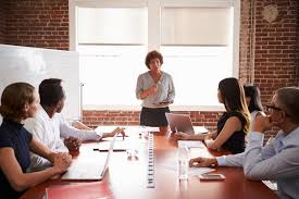 The Chief Executive Officer Role And Its Responsibilities - Stefan ...