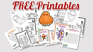 Printable Kids Free Printable Kids Activities Coloring Pages Worksheets For