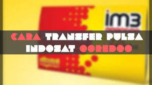 Via sms + via kode dial ussd. 7 Cara Transfer Pulsa Indosat Ooredoo 2021 Sesama Dan Lain Operator Ponseli Com