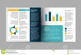 Brochure Design Template Stock Vector Illustration Of Catalogue