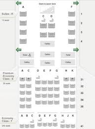 Singapore Airlines A380 800 Premium Economy Seat Map Best