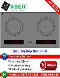 Bếp từ đôi Arber AB 2021A bếp từ bếp điện từ bếp từ đôi bếp điện từ đôi bếp  từ giá rẻ bếp điện từ giá rẻ bếp từ đơn bep tu