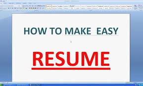 Build A Resume Online Free Easy Resume Builder Unique Free Resumes