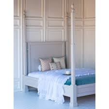 Four Poster Bed Finnians Four Poster Bed By The Beautiful Bed Company