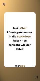 Lustige Sprüche Lustig Witzig Funny Chef Steckdose Mein Chef