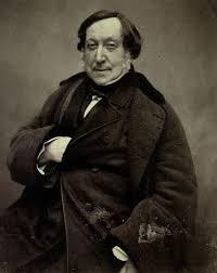Gioacchino Rossini (1792-1868) - photographié par Nadar en 1856 (1) -  Herodote.net