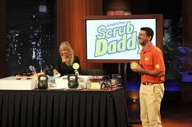 scrub daddy logo. scrub daddy shark tank logo