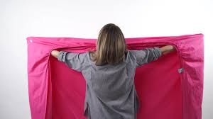 fold fitted sheet how to fold a fitted sheet video hgtv
