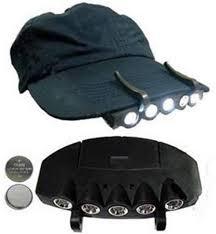 Hat Brim Light Amazon Com Amiley Cool 5led Cap Hat Brim Clip Lamp Head