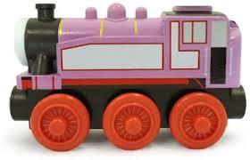 <b>Mattel</b> Wooden <b>Thomas & Friends</b>: Rosie the Steam Engine Y4398 ...