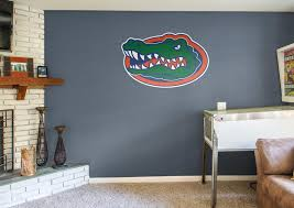 famous florida gator wall art throughout florida gators logo wall decal amazing florida gator wall decals sudaak org