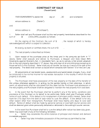 Land Sales Contract 24 land sale contract Card Authorization 24 1