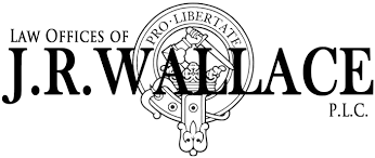 Law Office Logo Design Fascinating Law Offices Of JR Wallace Casa Grande Criminal Defense Attorney
