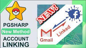 PGSharp New Method Link Google Account To Facebook Pokemon Go 0.198.0 -  YouTube