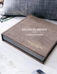 Forbeyon High Quality Handmade Custom Wedding Albums