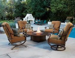 gorgeous and durable outdoor furniture at our denver area s to go with your outdoor kitchen