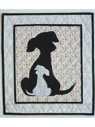 Dog Quilt Patterns Mesmerizing Animal Quilt Patterns Sidekick 4848 Puppy Dog Quilt Pattern