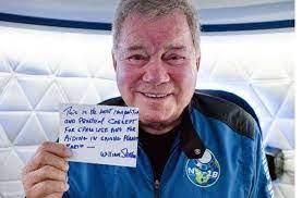 Stilgott William Shatner: Captain Kirk im Blaumann - Panorama - Stuttgarter  Zeitung