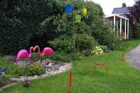 flamingo croquet