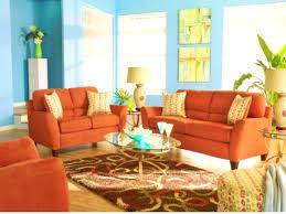 Orange And Blue Living Room Patio Furniture Part 219