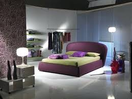 purple modern bedroom designs. Cute Modern Bed Design Beautiful Bedroom Interior Decor Purple  Frame Girls Room Designs S
