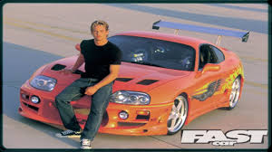 toyota supra fast and furious green. paul walkeru0027s 1993 toyota supra stunt car has sold at auction for 185000 industry tap fast and furious green e
