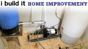 Home Water Treatment Systems Cost Well Water Aeration Treatment Youtube