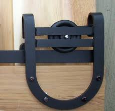 standard flat track sliding door hardware within old barn rollers plans 12