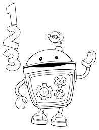 Small Picture Team umizoomi coloring pages printable ColoringStar