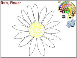 Small Picture Daisy Coloring Pages For Kids Daisy Coloring Pages YouTube