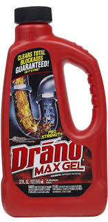 drano drain cleaner professional