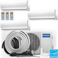 ductless ac and heat. Perfect And Olympus 48000 BTU 4 Ton Ductless MiniSplit Air Conditioner And Heat  For Ac And R