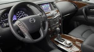 2018 nissan y62. beautiful nissan 2018 nissan patrolarmada interior for nissan y62 s