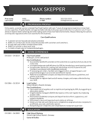 experience as a cashier resume examples by real people fast food cashier resume