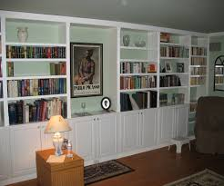 Built In Wall Shelves Built In Book Cases 5 Steps With Pictures