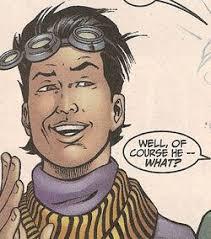 Gabriel O'Hara (Earth-928)   Spider-Man Wiki   Fandom