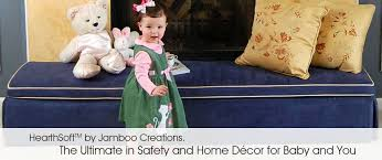 hearthsoft by jamboo creations ultimate in safety for baby