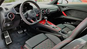 2018 audi tt roadster. exellent audi 2018 audi tt rs interior picture for audi tt roadster