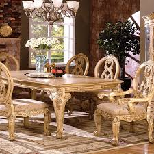 Antique White Dining Room Cool Inspiration