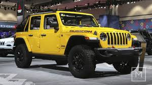 the all new 2018 jeep wrangler signals a new era for the iconic 4x4 the manual