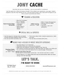 Microsoft Resume Templates 2013 Resume For Study