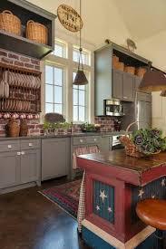 country blue kitchen cabinets luxury best 25 americana kitchen ideas on