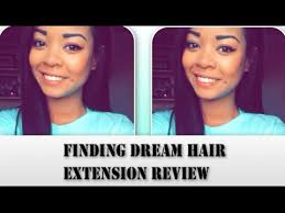 Dream Catcher Extensions Reviews ♡Finding Dream Hair Extension Review♡ YouTube 72