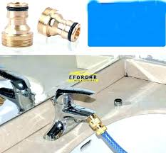 kitchen faucet to garden hose adapter faucet to garden hose adapter garden hose to faucet adapter