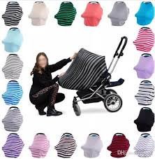 ins baby car seat cover canopy nursing tfeeding ing cart infant stroller sleep buggy canopy high chair cover multi use stretchy ins baby car seat